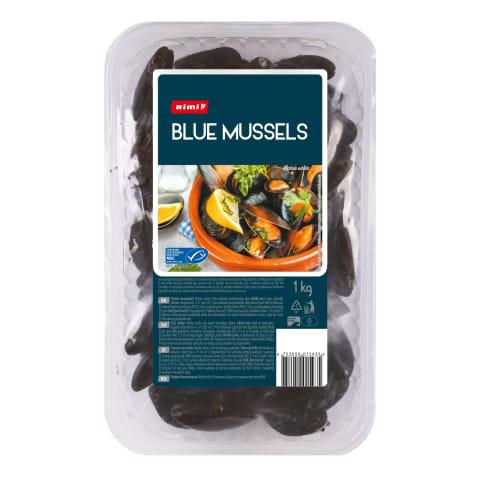 Mīdijas Rimi zilās 1kg
