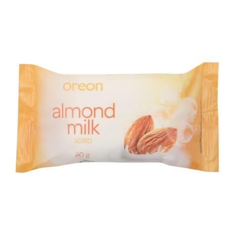 Ziepes Oreon Almonds & Milk 80g