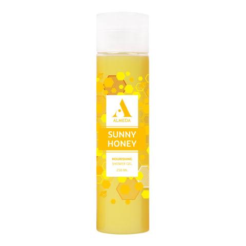 Dušas želeja Almeda Sunny Honey 250ml