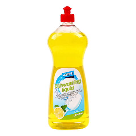 Trauku mazg. līdz. Marine Lemon 1l