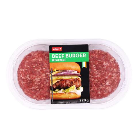 Veiselih. burgeripihvid Irish Rimi 220g