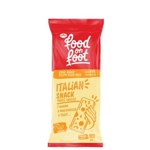 Itališka apkepėlė MANTINGA trys sūriai, 125g