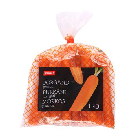 Burkāni Rimi 1kg