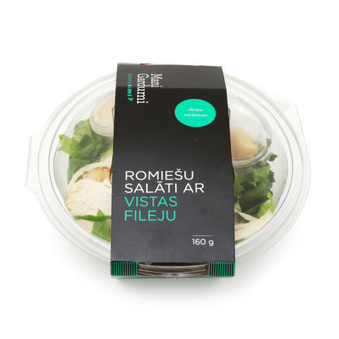 Salāti Romiešu ar vistas fileju 160g