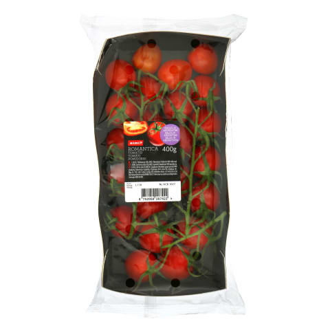 Pomidorai ROMANTICA RIMI 1 kl., 400 g