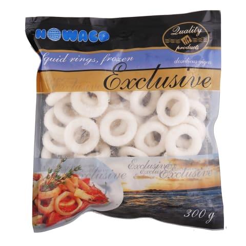 Kalmaarirõngad Nowaco Exclusive 300g