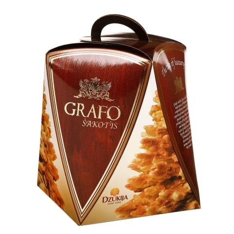 Šakotis dėžutėje GRAFO, 1 kg