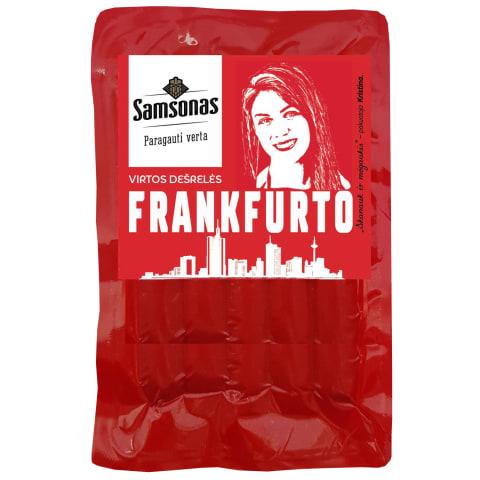 Virtos dešrelės SAMSONAS Frankfurto, A, 220g