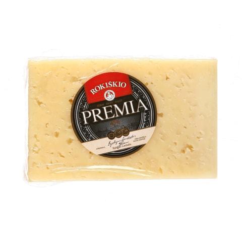 Sūris ROKIŠKIO PREMIA, 1 kg
