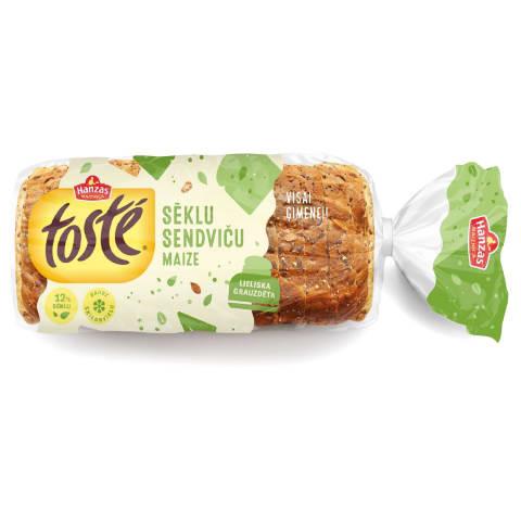 Tostermaize Toste sendviču sēklu 470g