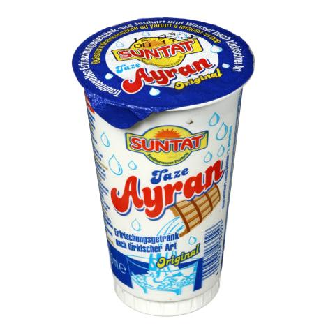 Turkiškas jogurto gėrimas AYRAN SUNTAT, 250ml