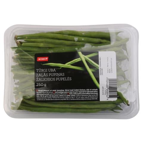 Žaliosios pupelės RIMI, 250 g