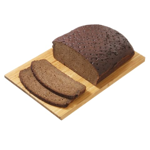 Tamsi ruginė duona, 1kg