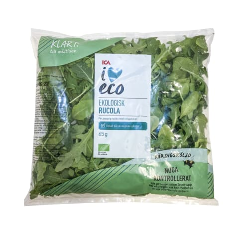 Rukola I Love Eco 65g