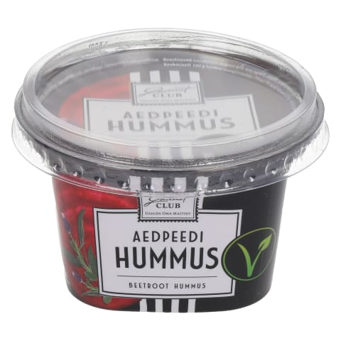 Aedpeedi hummus Gourmet Club 200g