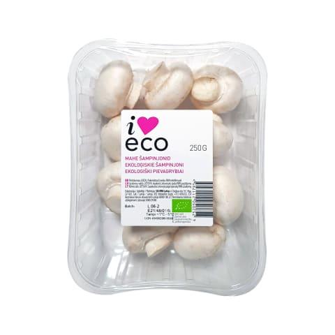 Ekologiški pievagrybiai I LOVE ECO, 250g