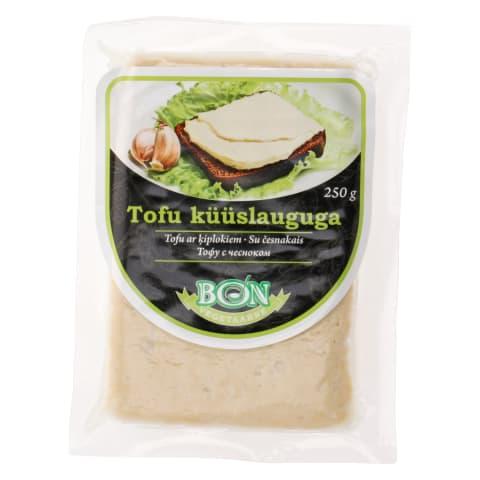 Tofu küüslauguga Bon 250g