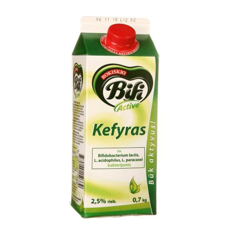 Kefyras BIFI ACTIVE, 2,5% rieb., 700g