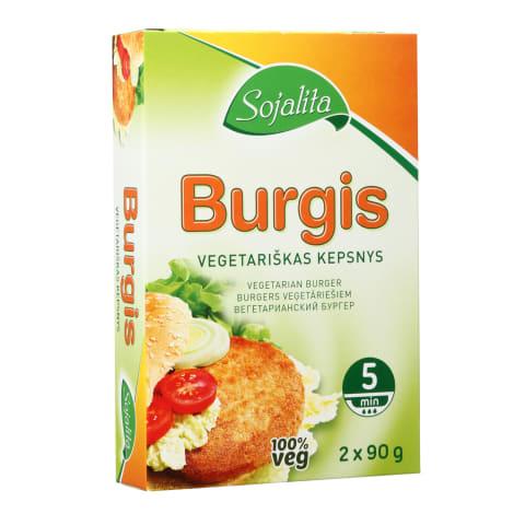 Vegetariškas kepsnys BURGIS, 180g