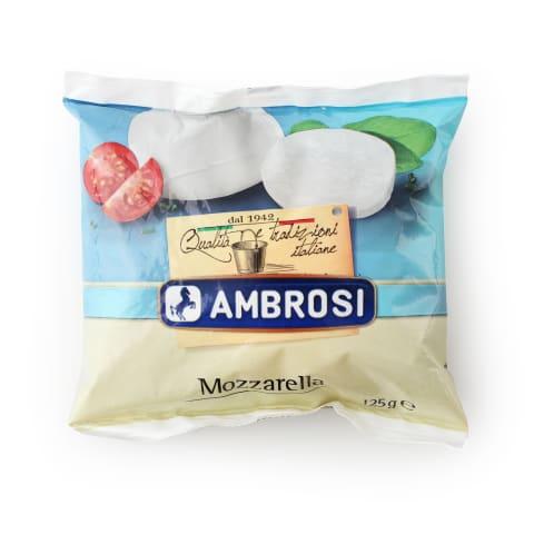 Siers Mozzarella Ambrosi 125g
