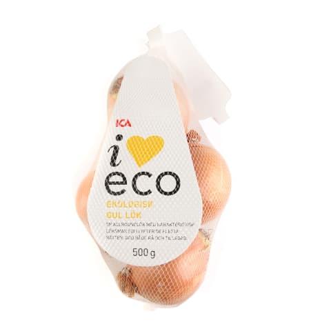 Ekologiški svogūnai I LOVE ECO, 500 g