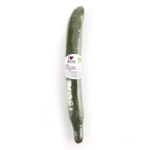 Ekologiški agurkai I LOVE ECO, 1 vnt