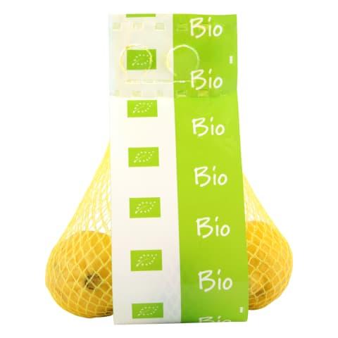 Ekologiškos citrinos I LOVE ECO, 500 g