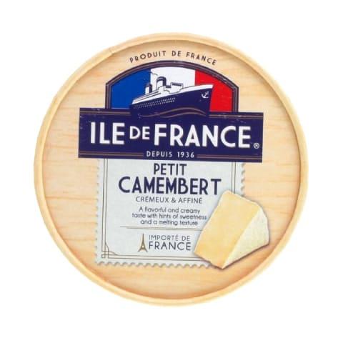 Juust Camembert Ile de France 125g