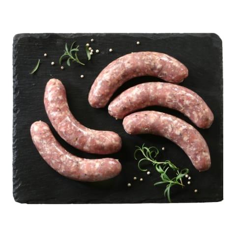 Šviežios GARDŽIOSIOS kiaulienos dešrelės, 1kg