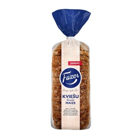 Maize Fazer tumšā kviešu 450g