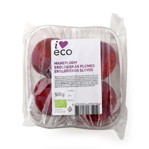 Plūmes I Love Eco 500g
