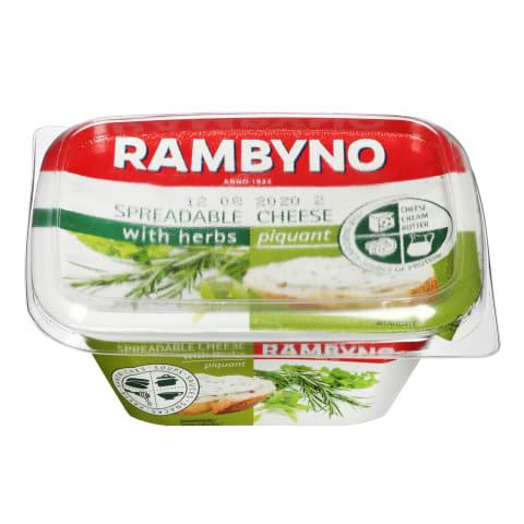 Lyd.tep.sūrelis RAMBYNO su ž.,50% rieb., 175g