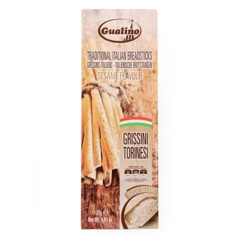 Maizes stienīši Gualino sezama 125g