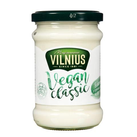 Kl. majonezas VILNIUS VEGAN, 45% rieb., 250ml