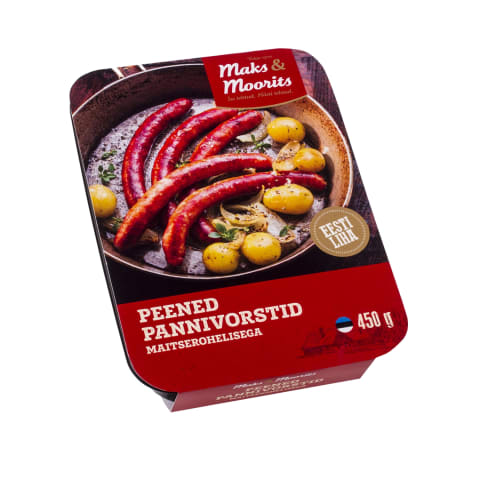 Peened pannivorstid maitserohel. 450g