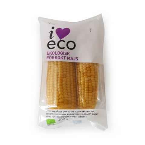 Kukurūza I Love Eco saldā 400g
