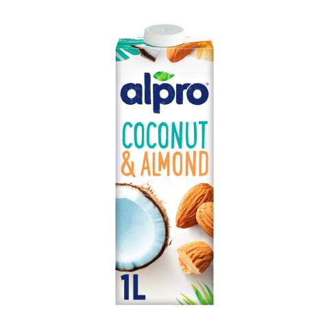 Kokosų, migdolų gėrimas ALPRO, 1l
