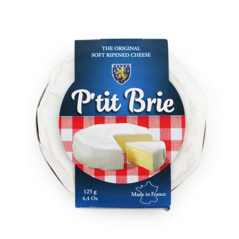 """Sūris """"P'tit"""" Brie, 125g"""