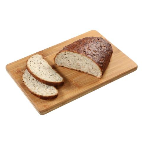 Plikyta duona su miež. ir kanap. sėkl., 340g
