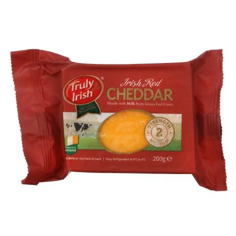 Īru red čedaras siers 200g