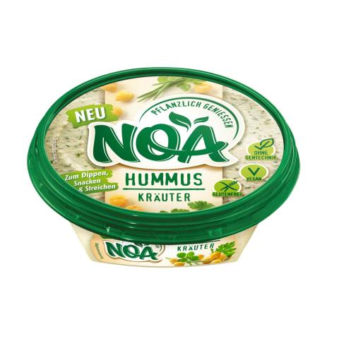 Hummus seesamiseemnete ja ürtidega Noa 175g