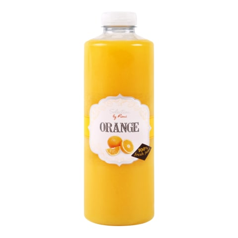 Apelsīnu sula Selection by Rimi 1L