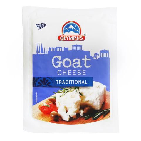 Ožkų p. sūris sal. OLYMPUS, 23% rieb., 150g