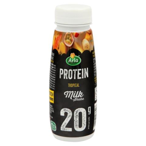 Proteīna dzēr. Arla ar trop.augļu garšu 225ml