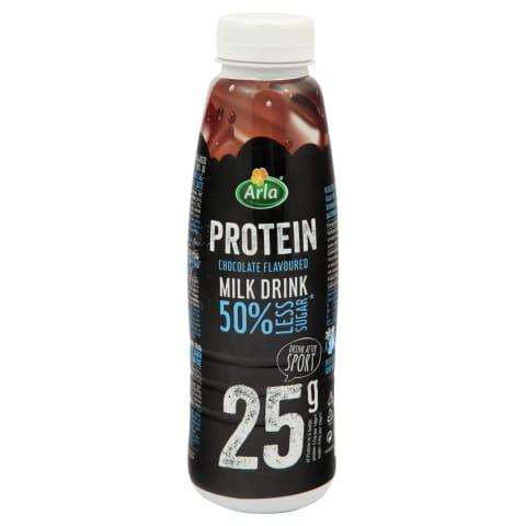 Proteīna dzēriens Arla šokolādes 500ml