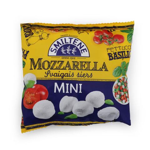 Svaigais siers Mozzarella Mini 125g