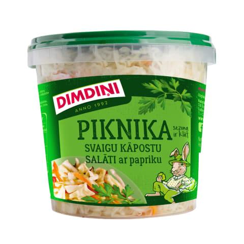 Kāpostu salāti Piknika ar papriku 650g