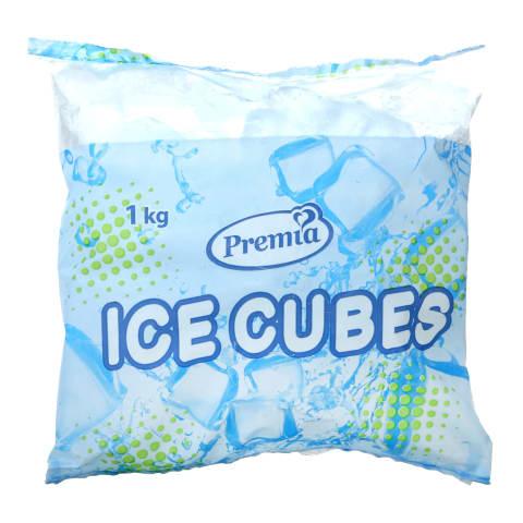 Ledo kubeliai PREMIA, 1 kg