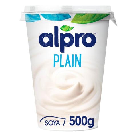 Sojatoode maitsestamata Alpro 500g