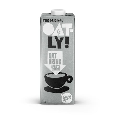 Kaerajook Barista Edition Oatly 1l
